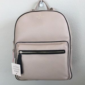 Kate Spade Chester St  Aveline LG Leather Backpack